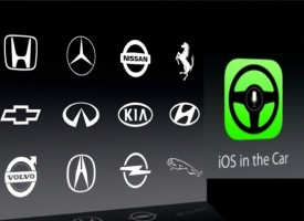 Tecnología Apple en los coches: iOS in the car
