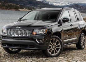 El Jeep Compass 2013