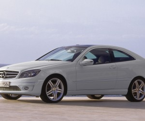 Mercedes CLC Sport Coupe