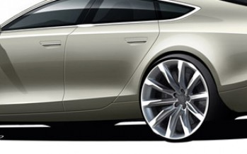 Proyecto Audi A7 Concept