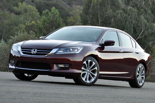 Las ventas del Honda Accord se dispararon durante 2013