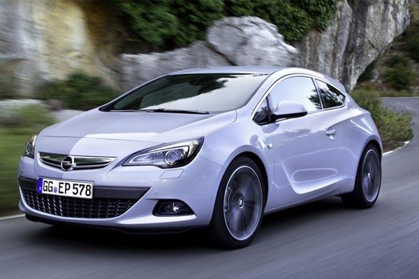 El nuevo Opel Astra de 200 CV